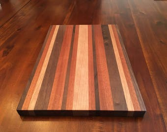 Handmade cutting board