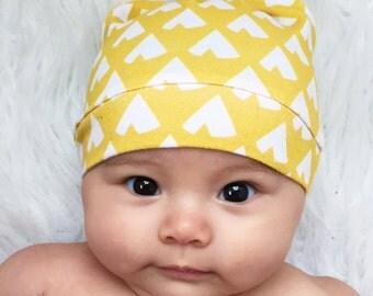 Newborn-3m knot hat