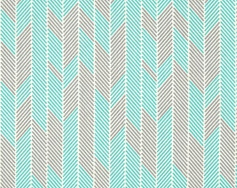 SALE!!---Darts Turquoise by Art Gallery Fabric