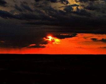 Sunset- Landscape Photography- Photograph