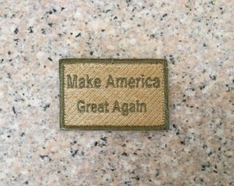 how to make morale patches