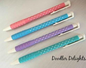 polka dot pen