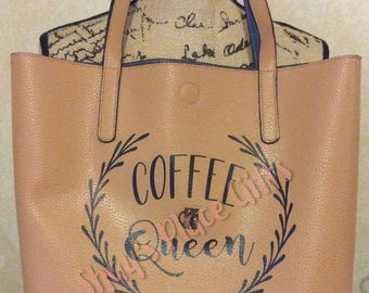 Personalized Tote/Purse