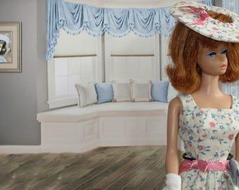 Barbie backdrop / background / Diorama 13x19