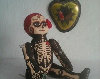 mexican doll mexican folk art