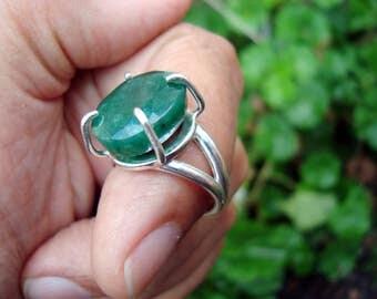emerald ring emerald jewelry