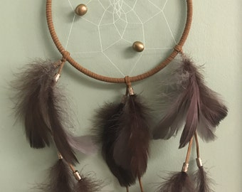 "Dream Catcher 5"" Brown"