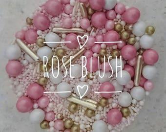 Rose Blush   Sprinkle Medley