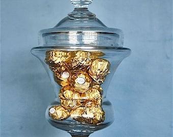 Sweet Jar 19th centuary antique Belgium.