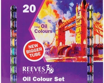 Reeves OIL paints Tubes