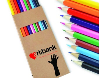 Artbank colouring pencils