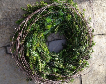 Myrtle door wreath