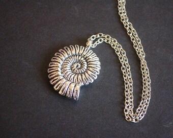 Ursula's shell necklace