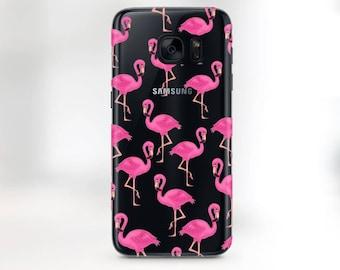 samsung galaxy s7 flamingo case