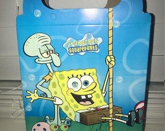 Sponge Bob Treat Loot Boxes--10 Count Party Favors Supplies