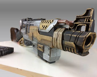 Nerf Slingfire Steampunk or Zombie Apocalypse Blaster