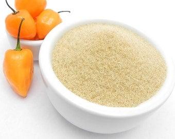 Habanero Pepper Sugar