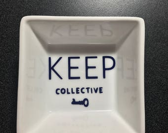 Keep Collective Jewelry Ring Dish Tray