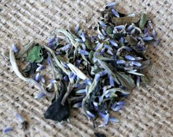 Tea | white tea with Lavender