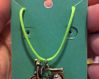 Adorable, Scooter Charm Necklace