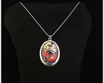 Necklace with pendant Herman Brood