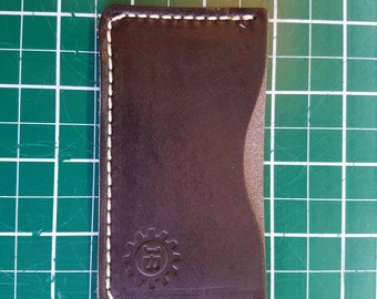 Horween business card case