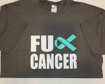FU Cancer, Ovarian cancer awareness