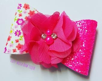 """5""""flower bows"""