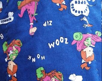 Kids flintstones quilt