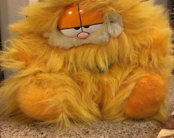 Vintage Fluffy Garfield