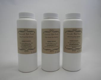 NO-Talc Herbal Body Powder
