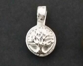 Tree of Life Silver Pendant Jewellery
