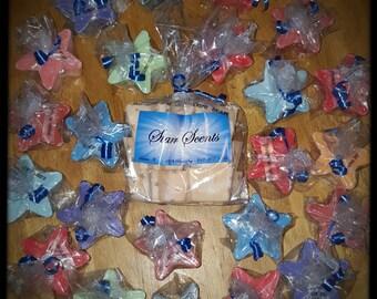 100% Pure Soy Wax Individual 2 oz Tarts