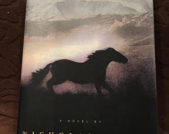 The Horse Whisperer - Nicholas Evans, First Edition - October 1995