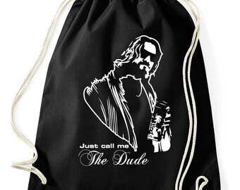NO2 the Big Lebowski the dude gym bags