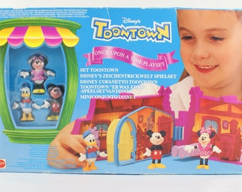 1994 Disney Toontown once upon a time New and unopened in the box