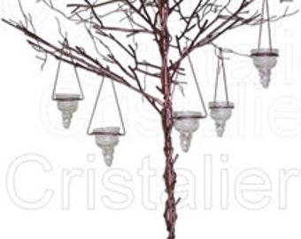 "Elegant Bronze 42"" Metal Tree"