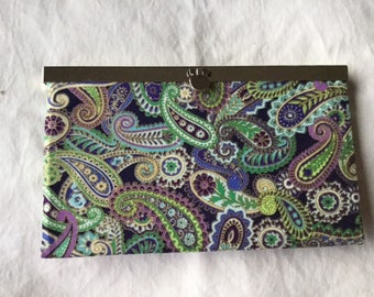 Handmade Fabric Wallet