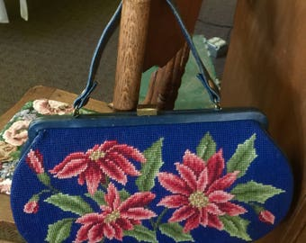 Needlepoint Bag Purse