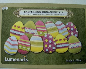 Easter Egg Ornaments Kit