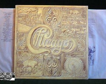 Chicago VII Seven VG+ Vintage Vinyl LP Record Album