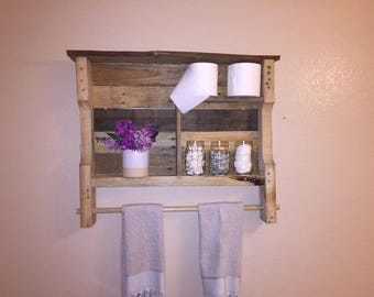 Towel Rack/ Display Rack