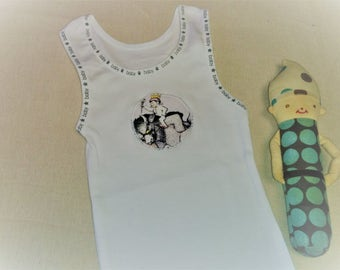 Where the Wild Things Are/Vintage Retro Max/ Wild Things/ Singlet/Where the Wild Things Are Singlet