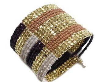Cuff Bracelet Hand Made