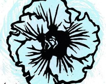 Hibiscus Print 16