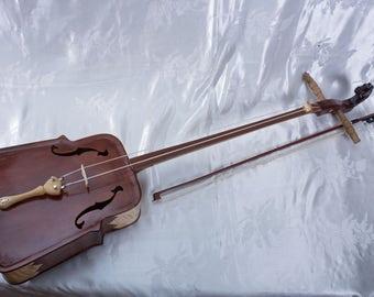 Igil (Mongolian violin) Orchestra