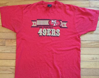 1990 San Francisco 49ers T-shirt