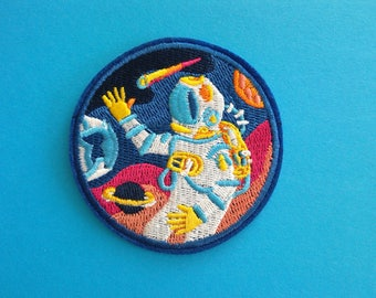 Patch badge COSMONAUT