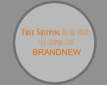 FREE SHIPPING - Personalized Capes Discount COUPON code.