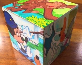 Mickey & Friends, story block 70mm